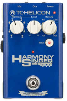TC-Helcon Harmony Singer on OpenMic.US